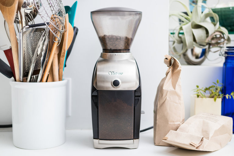 Baratza in the news - The New York Times